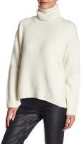 Vince Camuto Turtleneck Wool Blend Sweater