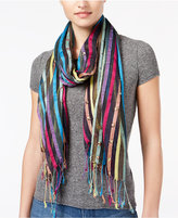 Collection XIIX Embellished Stripes Wrap