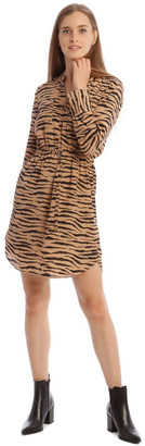 Tokito Long Sleeve Shirt Dress