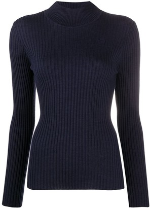 Etro Fitted High Neck Jumper