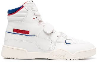 Isabel Marant High Top Sneakers