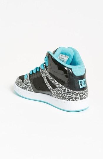 DC 'Rebound' Skate Shoe (Toddler, Little Kid & Big Kid)