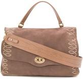 Zanellato Studded Shoulder Bag