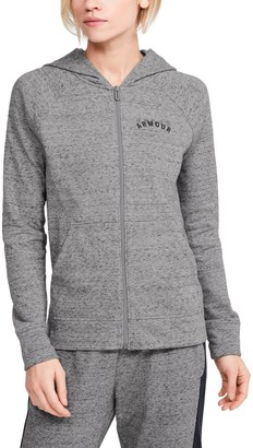 Under Armour Women's UA Rival Terry Full Zip