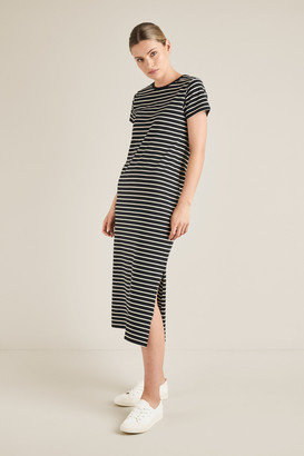 Seed Heritage Jersey Maxi Dress