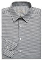 Canali Houndstooth Slim-Fit Shirt