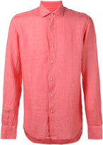 Xacus slim-fit shirt
