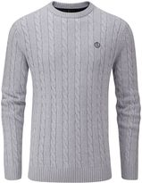 Henri Lloyd Men's Kramer Regular Crew Neck Knit Jumper
