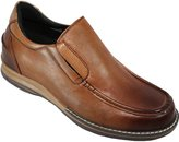 CALTO - G5622 - 2.8 Inches Taller - Size 9 D US - Height Increasing Elevator Shoes ( Leather Slip-on Casual Shoes)