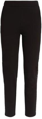 D-Exterior D.Exterior Side Stripe Elasticated Trousers