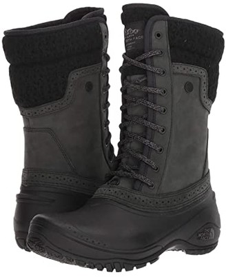 The North Face Shellista II Mid (TNF Black/TNF Black) Women's Cold Weather Boots