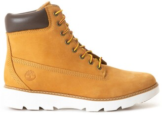Timberland Keeley Field Leather Trainers
