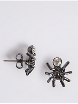 M&S Collection Spider Stud Earrings
