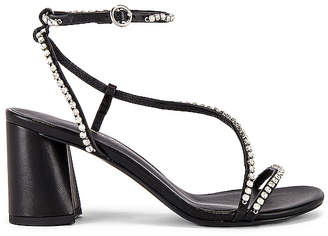 3.1 Phillip Lim Drum Crystal Ankle Strap Sandal