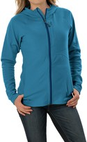 Outdoor Research Soleil Hoodie Sweatshirt - Trim Fit, Full Zip (For Women)