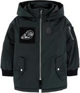 Molo Jacket with a removable hood Halen