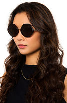 Le Specs The Olympias Sunglasses in Tortoise
