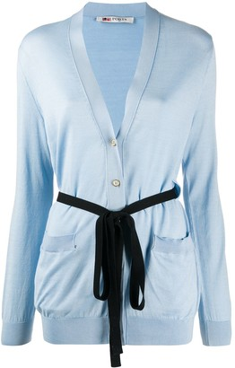 Ports 1961 Tie-Waist Buttoned Cardigan