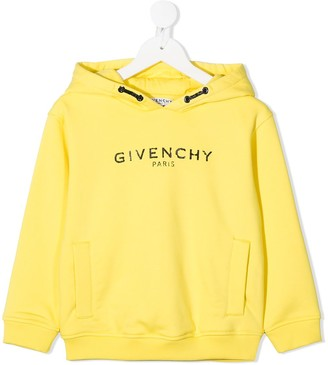 Givenchy Kids Embroidered Logo Hoodie
