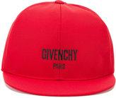 Givenchy snap-back cap - men - Cotton/Polyamide/Polyurethane - One Size