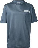 Lanvin reflective stripe t-shirt - men - Cotton - S