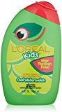 L'Oreal L Oreal Kids 2in1 Waterme Size 9z Kids 2 In 1 Burst Of Watermelon Shampoo For Thick Or Curly Hair