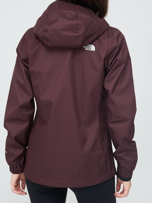The North Face Quest Jacket - Burgundy