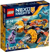 Lego Nexo Knights Axl`s Rumble Maker 70354