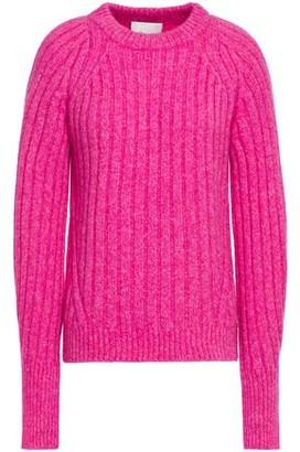 3.1 Phillip Lim Lofty Ribbed-knit Sweater