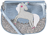 Accessorize Unicorn Glitzy Cross Body Bag