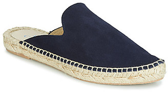 1789 Cala MALA LEATHER women's Espadrilles / Casual Shoes in Blue