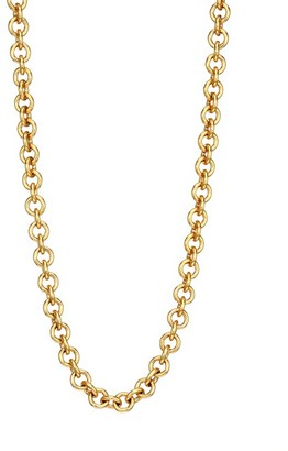 Judith Leiber 14K Goldplated Sterling Silver Base Necklace