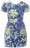 Mary Katrantzou Blue Cotton Dress for Women