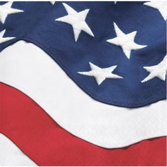 Creative Converting Freedoms Flag Beverage Napkins, 16 pack