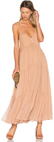 Mes Demoiselles Celeste Dress in Tan. - size 38/S (also in 40/M)