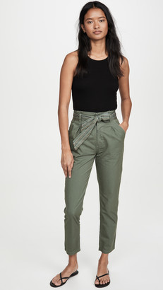 Sundry Paperbag Trousers