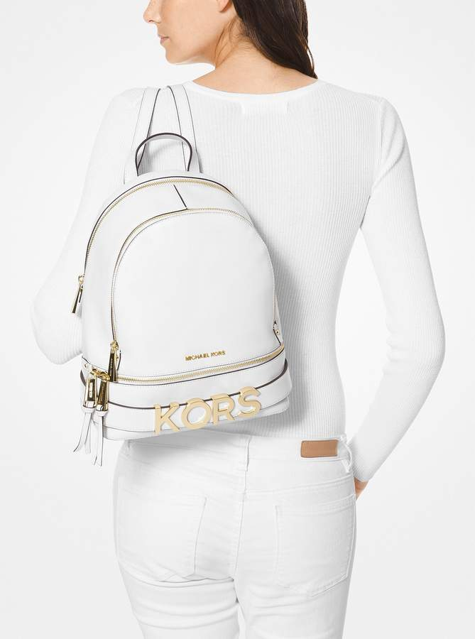 3b39beb5c2a0 Rhea Medium Backpack Michael Kors - ShopStyle