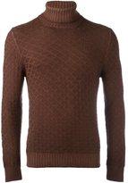 Tagliatore 'Morris' roll neck sweater