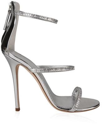 Giuseppe Zanotti Embellished Strap Heeled Sandals