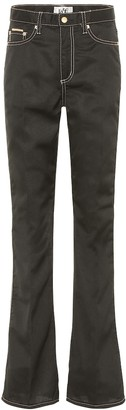 Eytys Oregon Cali high-rise flared jeans