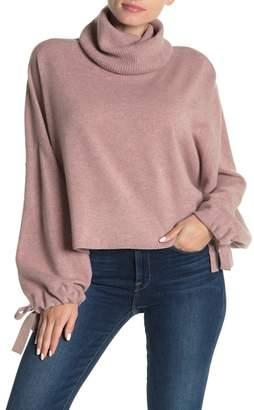 Lynk Knyt & Cashmere Turtleneck Sweater