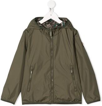 Ciesse Piumini Junior Camouflage Reversible Raincoat