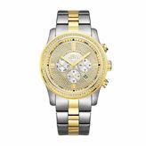 JBW Men's Vanquish .42 ctw Diamond Stainless Steel Watch J6337A