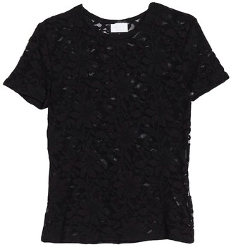 Abound Lace Baby Crew Neck T-Shirt