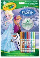 """Crayola Disney® """"Frozen"""" Color & Activity Book"""