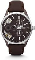 Fossil Men's ME1123 Analog Display Japanese Automatic Watch