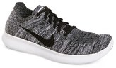 Nike Men's 'Free Run Flyknit' Running Shoe