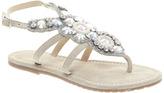 New Look Ibiza Stone Sandals