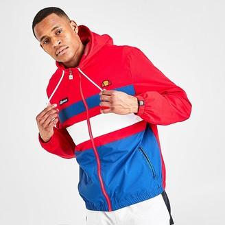 Ellesse Men's Nucci Full-Zip Windbreaker Jacket