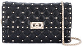 Valentino medium Spike Rockstud cross-body bag - women - Leather/metal - One Size